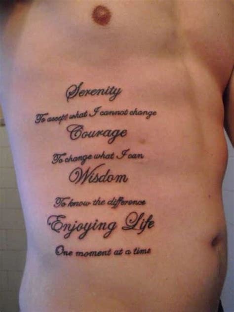 long tattoo quotes about life tattoo quotes for men ideas and designs for guys