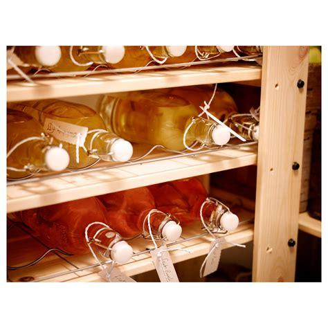 ikea korken glas korken bottle with stopper clear glass 1 l ikea