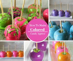 how to make colored apples colored apples images