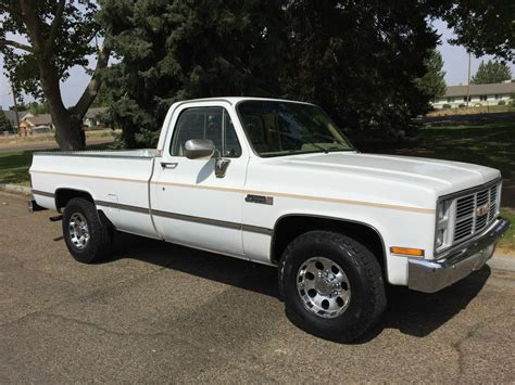 1985 gmc classic 2500 cer for sale