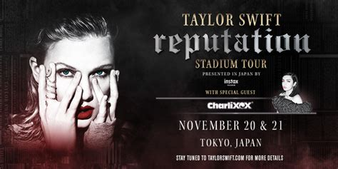 taylor swift japan dates taylor swift official site
