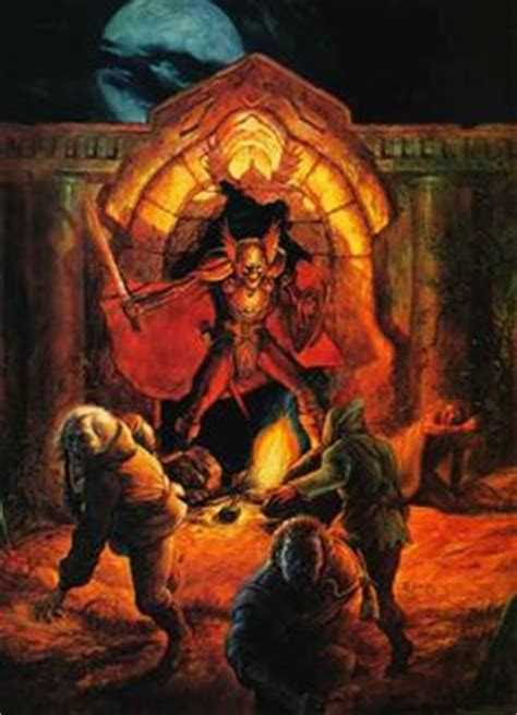 Images Spear Horses Jeff Easley by The Battle Of Raistlin And Fistandantilus Victor