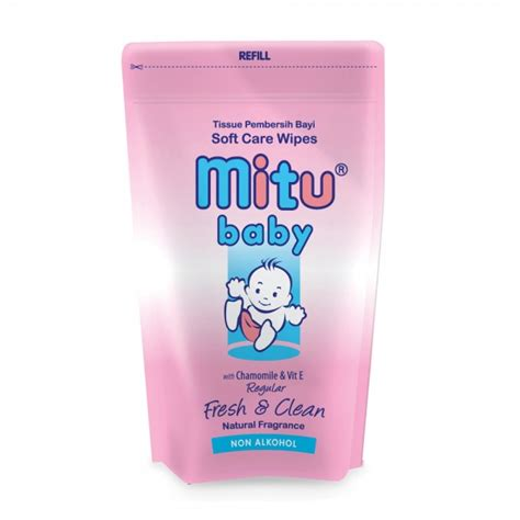 Mitu Baby Wipes Antiseptic 50 seroyamart groceries and supermarket