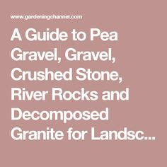 Pea Gravel For Sale Near Me 1000 Ideas About Decomposed Granite On