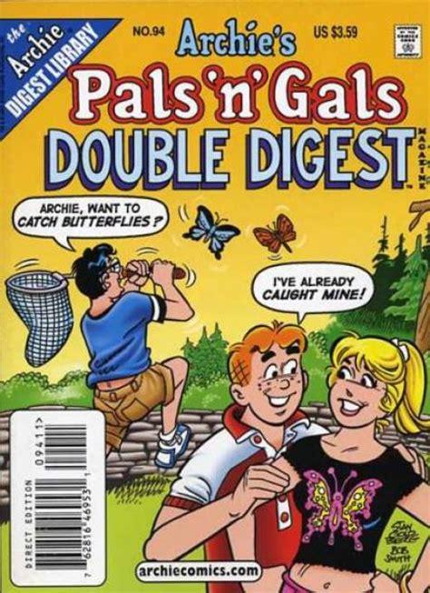 No 104 Pals N Gals Digest Magazine archie s pals n gals digest magazine 88 issue