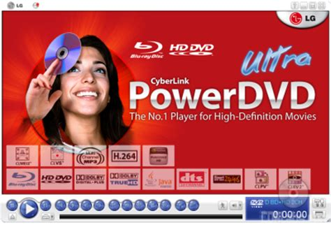 Lg Bites Back With Their Superblu High Def Dual Player by Cdrlabs Software Bundle Lg H20l Multi
