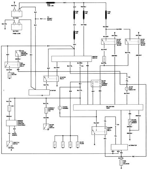toyota voxy wiring diagram wiring diagram