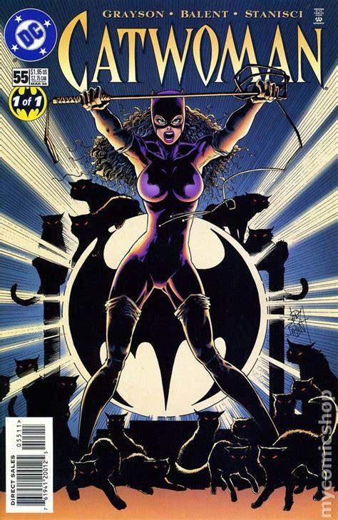 Kaos Cat Dc Comic 1993 2nd series comic books