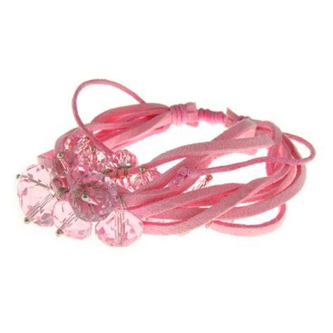 pink knot friendship bracelet findgift