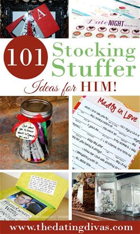 stocking stuffer ideas for him stocking stuffers for men 101 ideas the dating divas