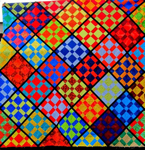 Quilt Pattern by Quarter Quilt Pattern