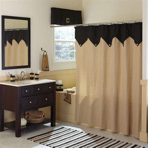 Country Bath Shower Curtain country bathroom carrington shower curtain