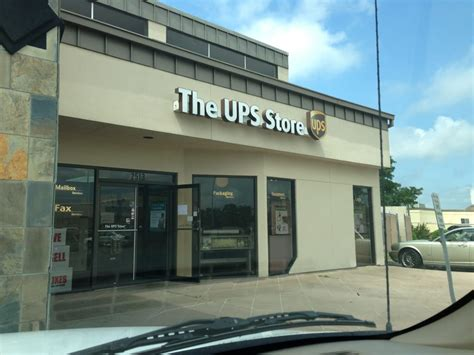 the ups store printing services n little rock ar
