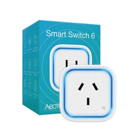 7 Smart Switches by Smarthome Aeotec Z Wave In Smart Switch 6