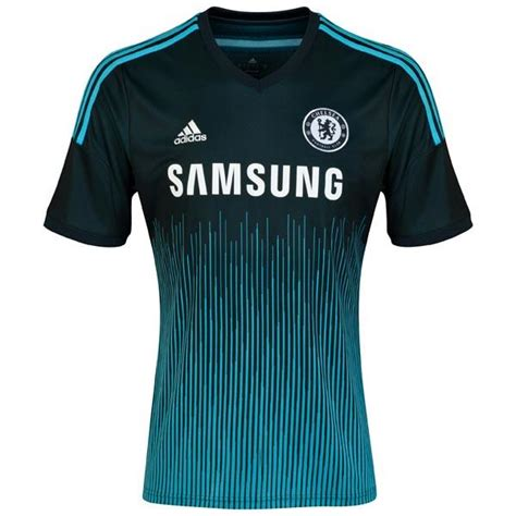Polo Chelsea 012 By Premier Sport flagwigs chelsea third jersey shirt kit 2014 2015