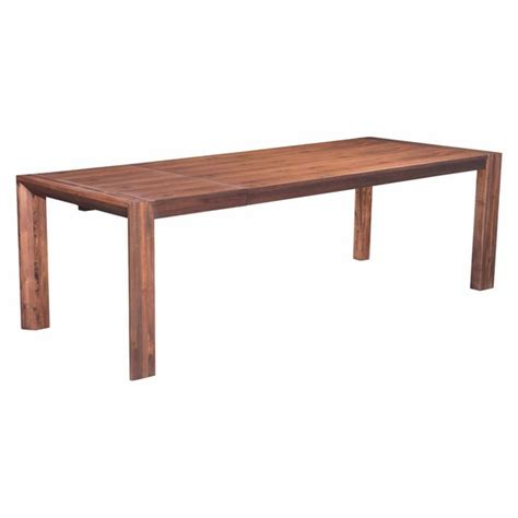 Dining Tables Perth Perth Extension Dining Table Chestnut Modern In Designs