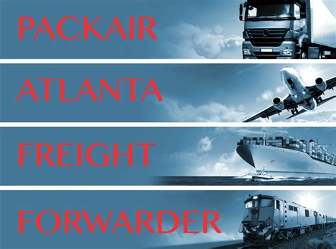 freight forwarder atlanta ga packair airfreight inc