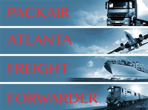 freight forwarder atlanta ga packair airfreight