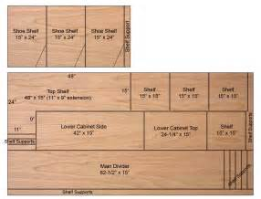 Vanity Table Dimensions Diy Small Closet Organizer Plans