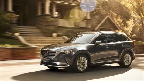 2019 Mazda Cx 9 by 2019 Mazda Cx 9 With Much More Gear For A Bit More Money