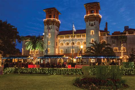there are many ways to see st augustine nights of lights