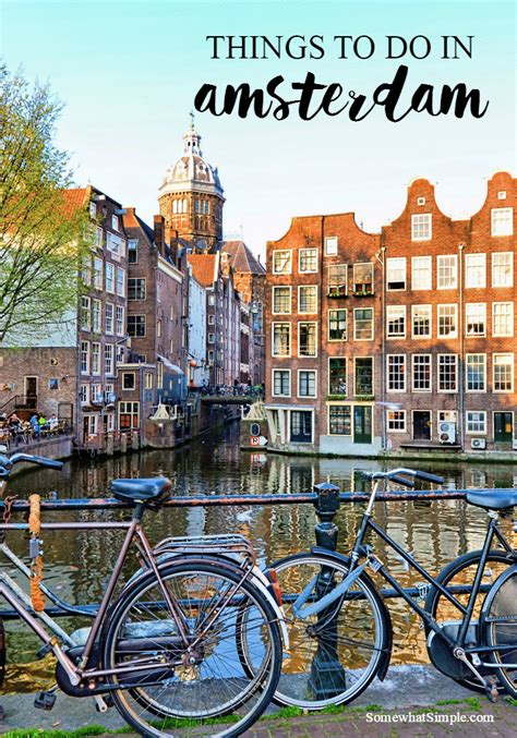 Best Place To Buy Home Decor by Top 5 Things To Do In Amsterdam Travel Guide By Somewhat