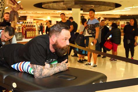 speakeasy tattoo wellington tattoo art hits auckland airport with sailor jerry