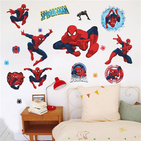 character wall stickers character 3d wall stickers for rooms wall decals home decor