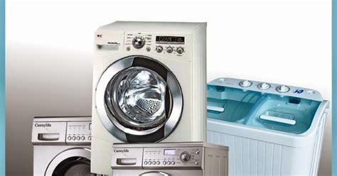 Mesin Cuci Lg Hemat Energi cara menghemat listrik mesin cuci
