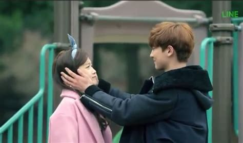 sinopsis film exo next door episode 8 baby ce caramel sweet couple asian drama დ by me