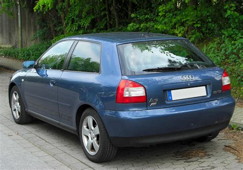 Audi A3 1 9 Tdi by Audi A3 1 9 Tdi Technical Details History Photos On