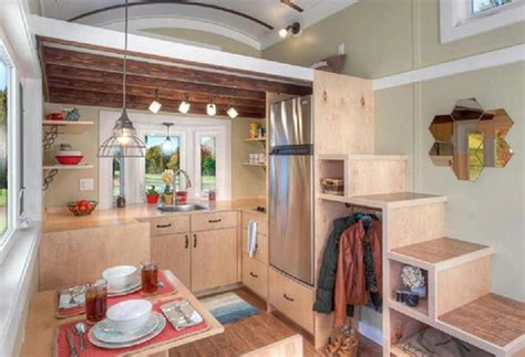 Modern Island Kitchen Designs by Tiny House Kitchen Inspiration Sacred Habitats