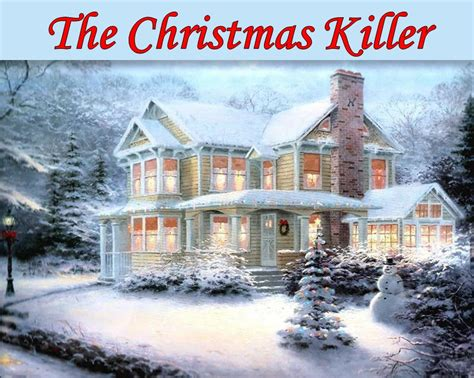 murder mystery games christmas themed murder mystery
