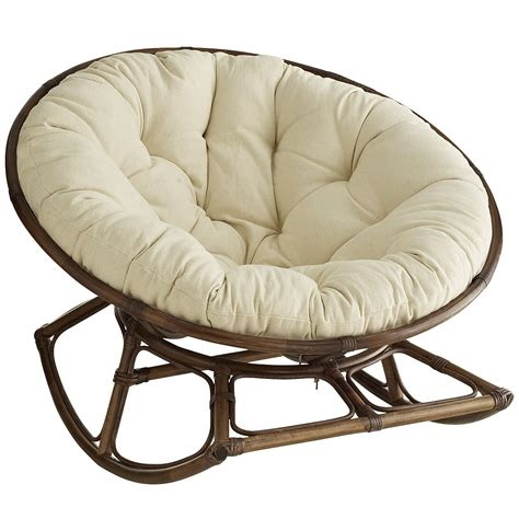Rocking Papasan Chair Chairs Seating Papasan Swivel Rocker Chair