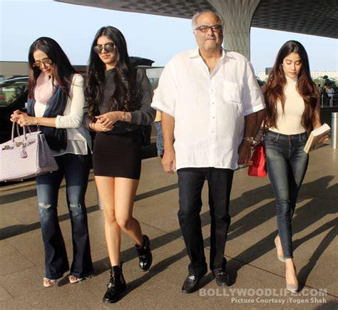 sridevi current news sridevi s daughters jhanvi and khushi kapoor redefine