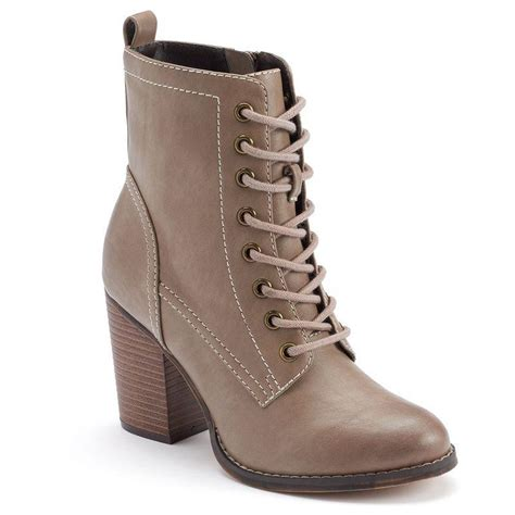 candie s s high heel ankle boots from kohl s rowans
