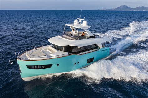best small motor boat 2018 navetta 58 absolute yacht strength safety and comfort