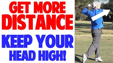 how to get more power in your golf swing how to get more distance in golf why not to keep your