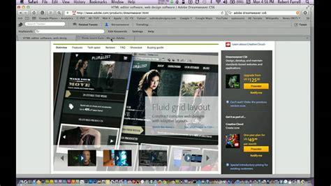 dreamweaver tutorial ecommerce adobe dreamweaver cs6 and creative suite 6 master