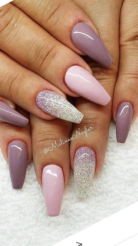 Shaped Nail Designs