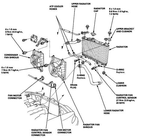 acura tl engine diagram autos post