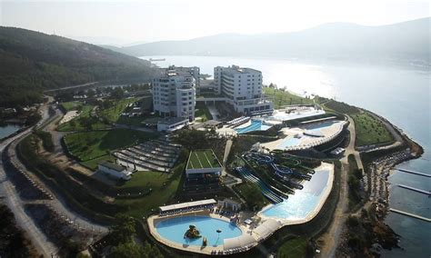 la blanche island guvercinlik bodrum on the
