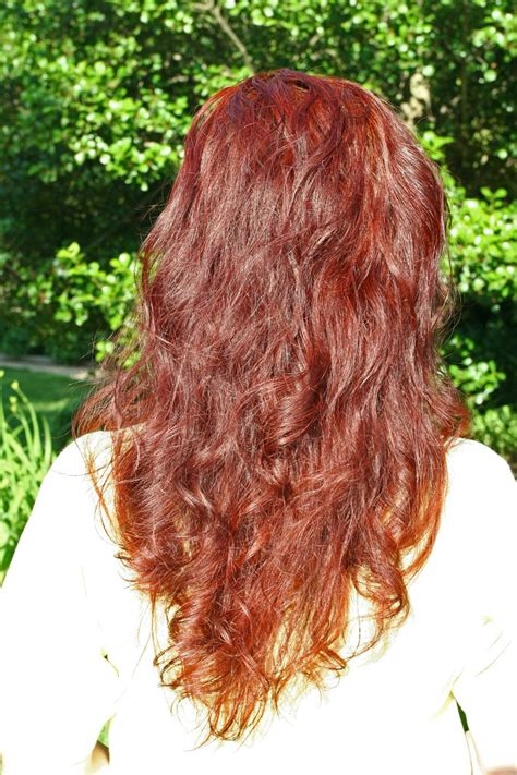 dying red hair light brown red dye over dark brown hair newhairstylesformen2014 com