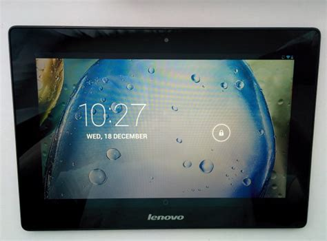 Tablet Lenovo S6000 Review lenovo ideatab s6000 10 quot tablet review coolsmartphone
