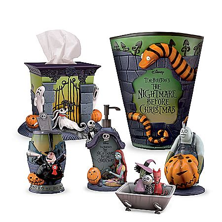 nightmare before christmas bathroom accessories kiss stuff and other specials carosta com