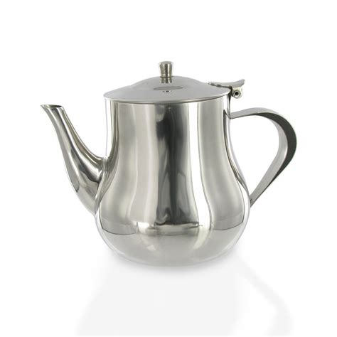 Home Decor On Sale Clearance stainless steel teapot savoy 35oz