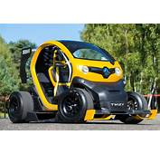 Renault Twizy F1 Review Pictures  Auto Express