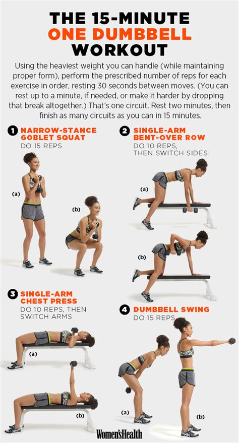 dumbbell workout chart free most popular workout programs