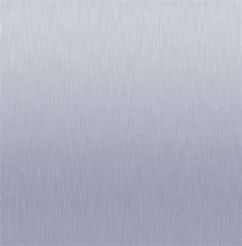 Stainless Steel faux stainless steel brushed satin