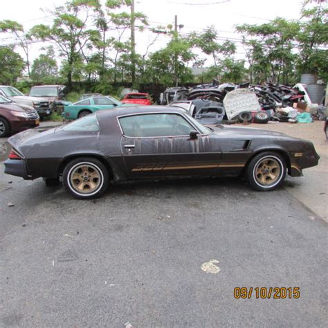 auto air conditioning service 1980 chevrolet camaro instrument cluster original 1980 chevy camaro z28 needs to be restored low reserve for sale in woodmere new